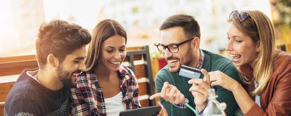 Kostenlose Kreditkarte zum Studentenkonto
